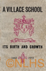 51a - W.H. Chouler's Book