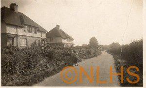 West View Cottages, Rusper Road