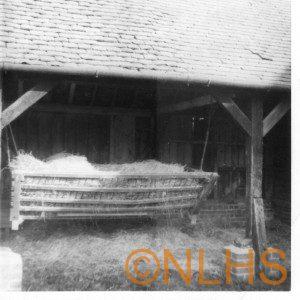 Barn at Dowces Farm (dem. 1966)