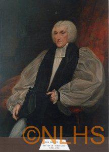 John Buckner LL.D, Rector 1789-1798