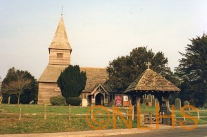 Newdigate Church c. 1990