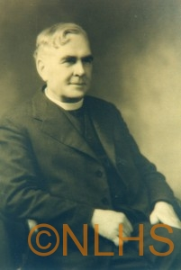 Rev Ward in 1937