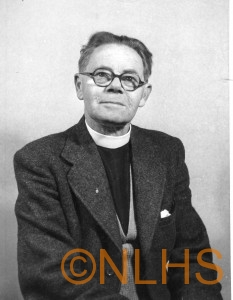 Rev. Donald Bruce-Walker - c.1950