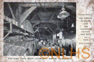 154-King John Barn