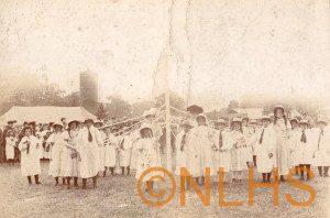 Newdigate Place Fete -1907