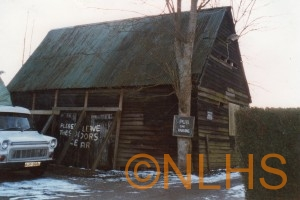 Six Bells Barn - 1996