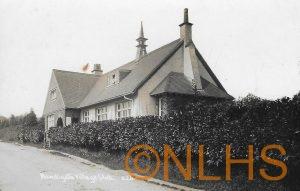 village-hall-postmarked-1916