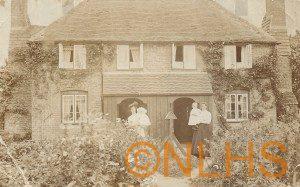 Duke of Norfolk Cottages - 1 Demolished 1966
