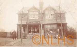 Forrester Villas c.1910