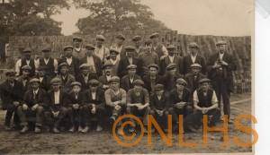 Newdigate Brickyard Staff
