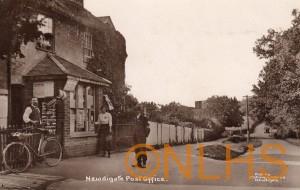 Post Office c. 1920