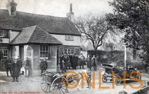 Six Bells early 1900s