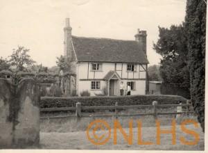 Yew Tree Cottage - 1954
