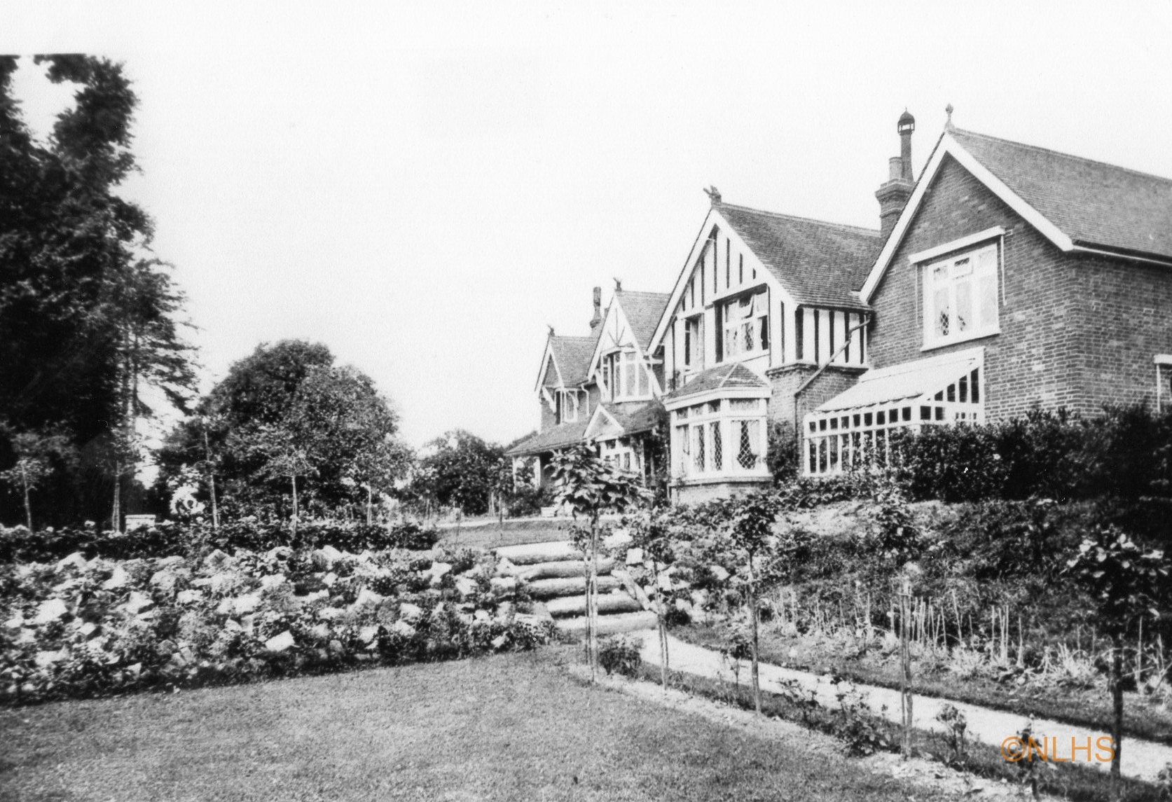 122-Melton Hall, the home of the Cottle Family