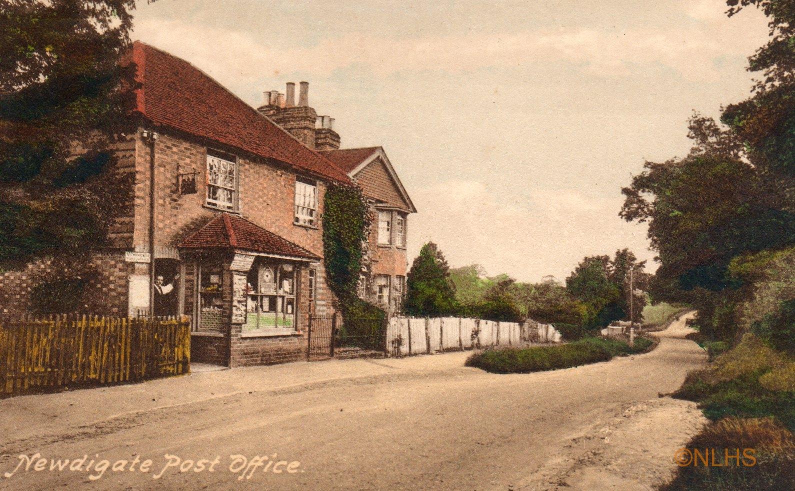 Post Office c.1924