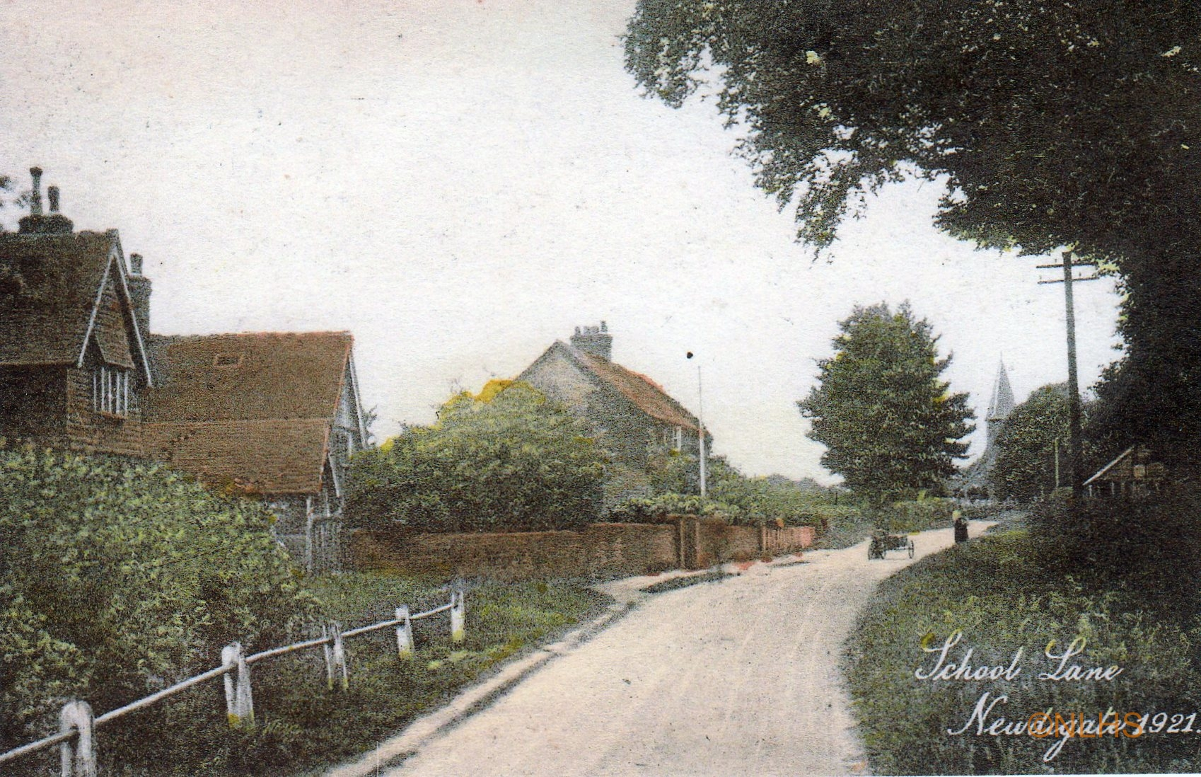 School Lane - 4
