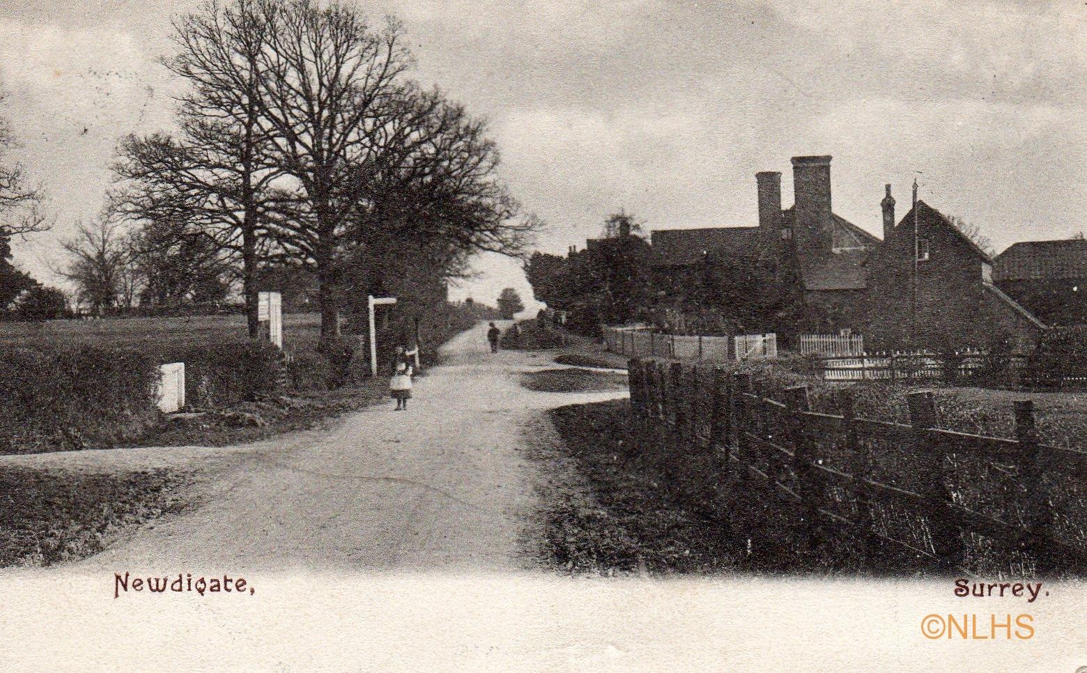 Village Street c. 1904